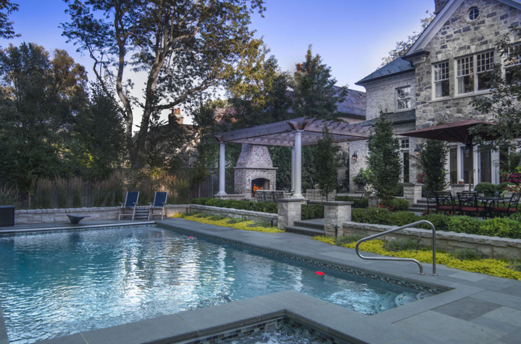 winnetka il pool builders