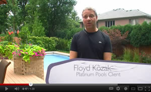 Testimonials :: Glenview Swimming Pool Client