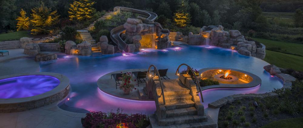 inground swimming pool design
