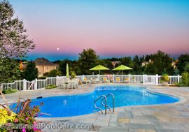 Platinum Poolcare Outdoor Pool